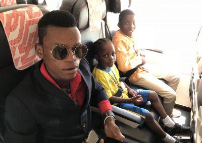 3 sull aereo