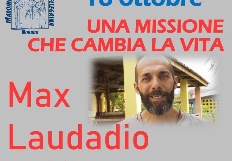 UNA MISSIONE CHE CAMBIA LA VITA