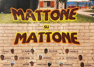 95 Mattone su mattone