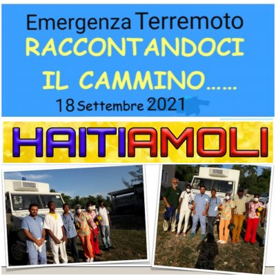 HAITIAMOLI – Emergenza Terremoto TESTIMONIANZE